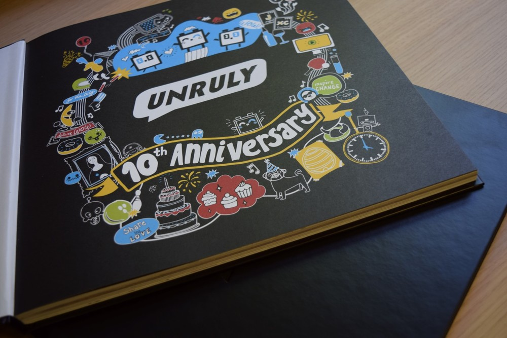 The Big Book of Unruly