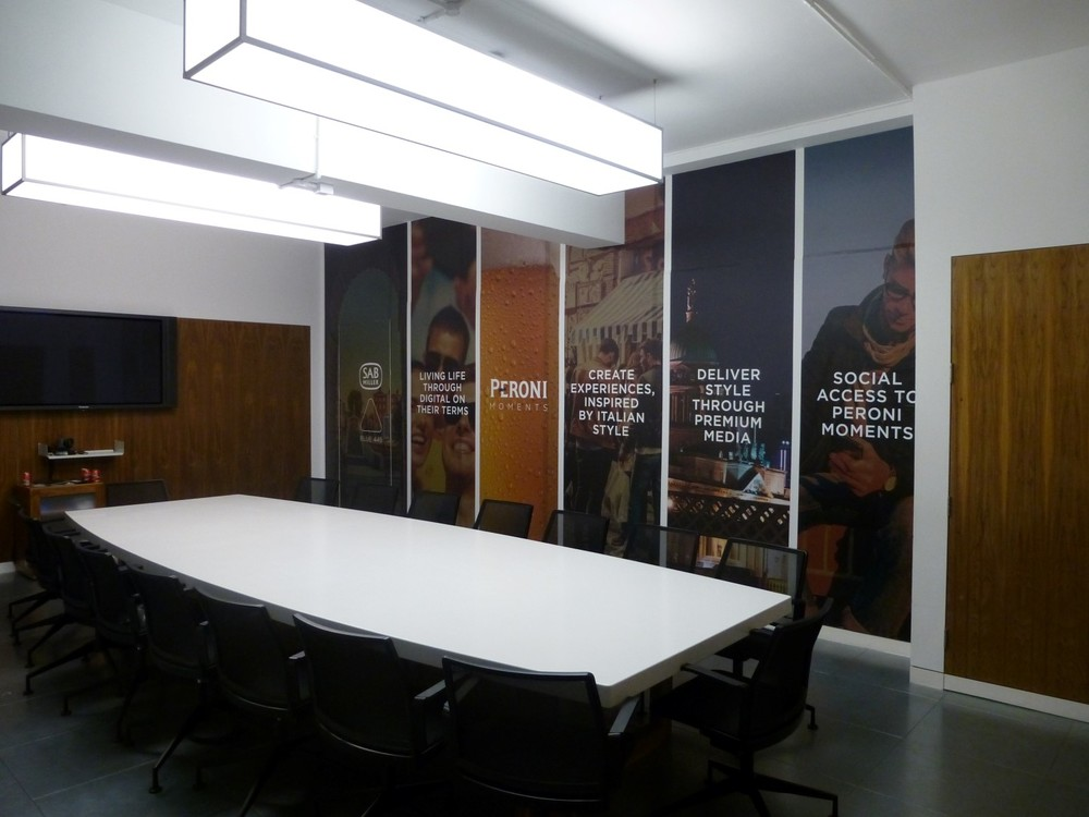 Office Branding - Wall Vinyl