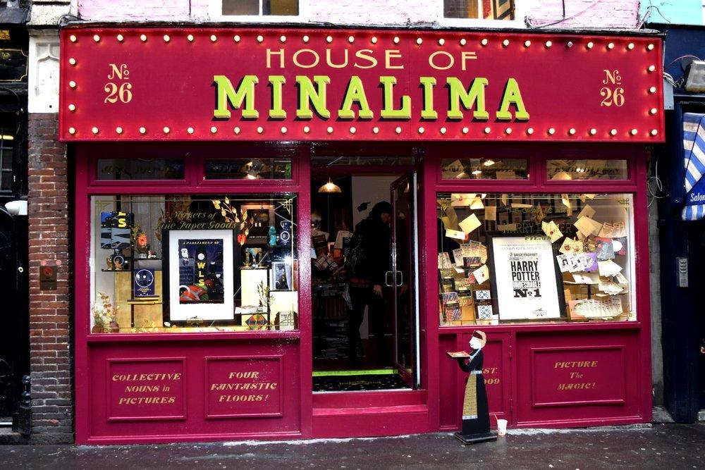 House of Mina Lima