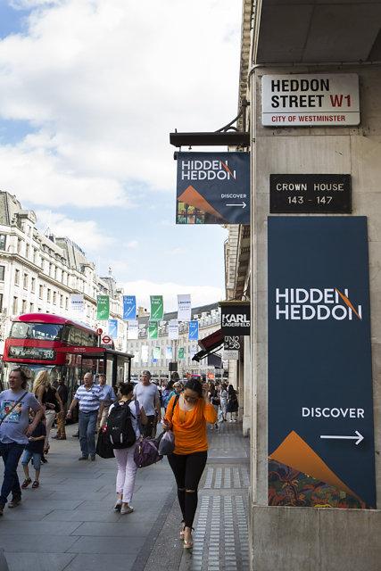 Hidden Heddon