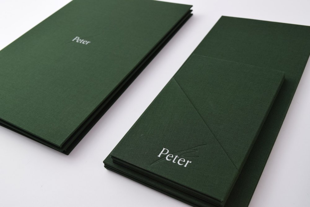 Bespoke Bill Holders
