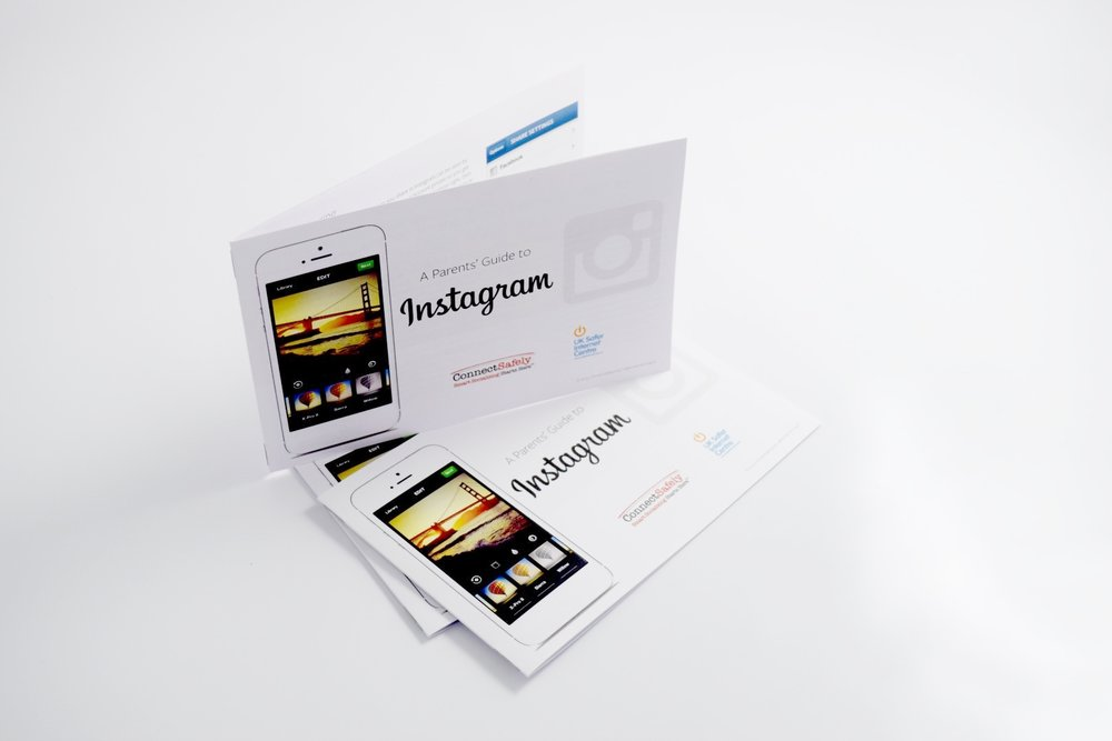Instagram Leaflet