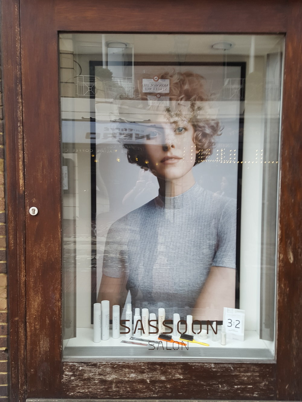 Shop Window Graphics