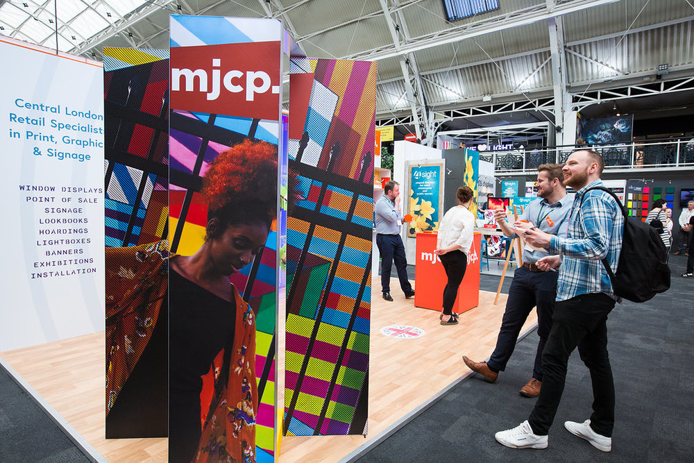 MJCP V&M Display 2018, Business Design Centre