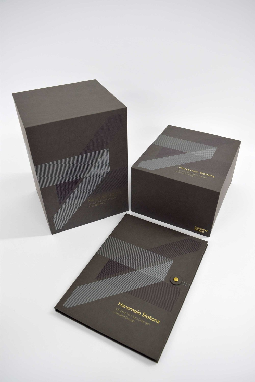 Tender Presentation Boxes
