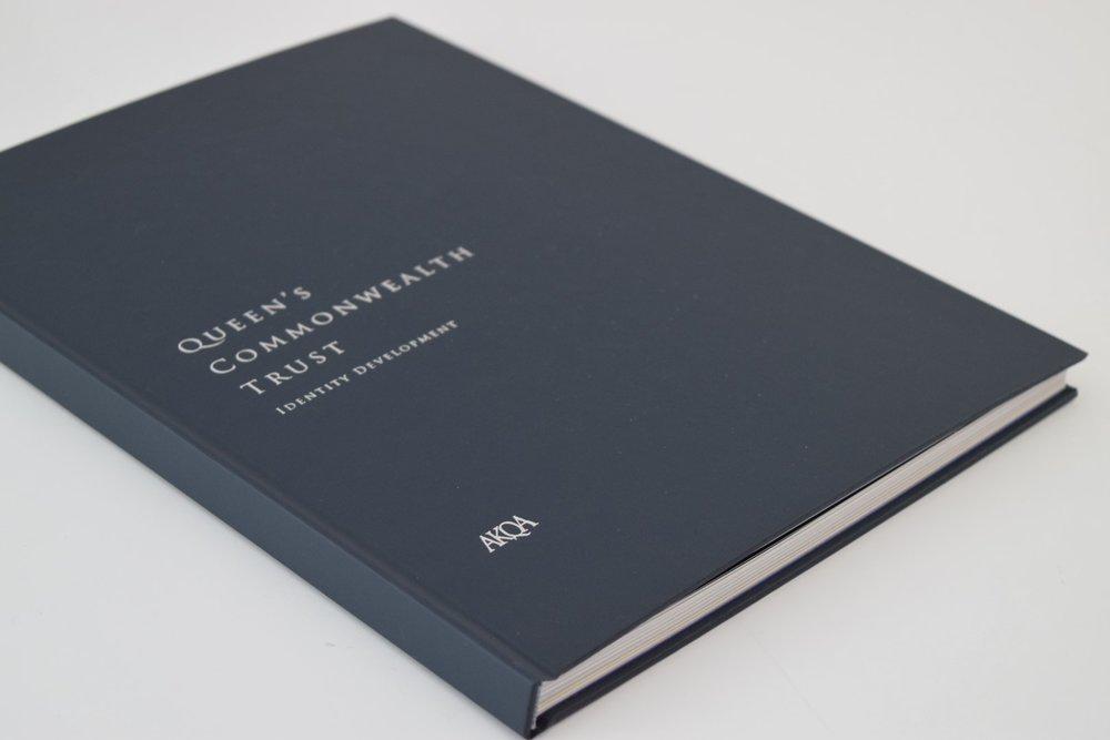 Brand Book - Casebound