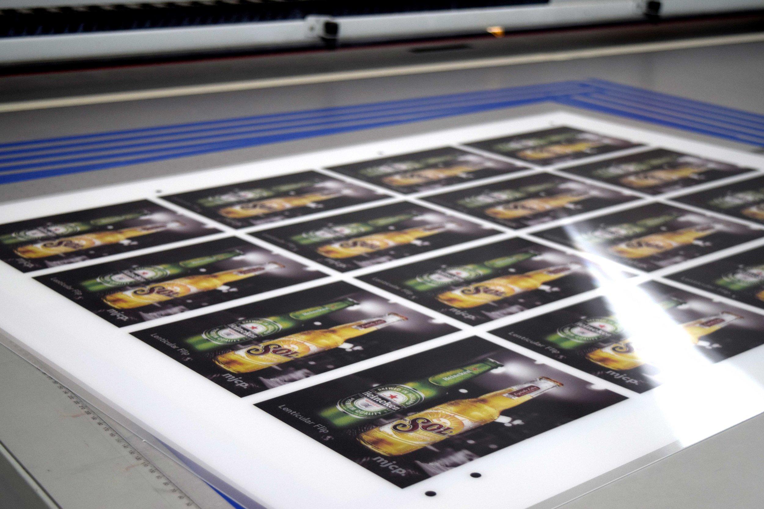 Lenticular Printing London Clerkenwell Mjcp