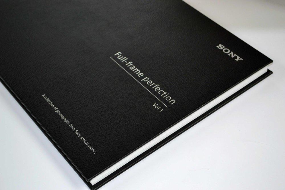 Sony Casebound Book