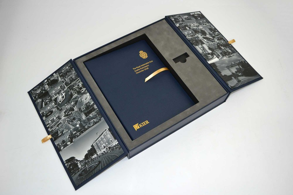 Bid Submission Designed Box