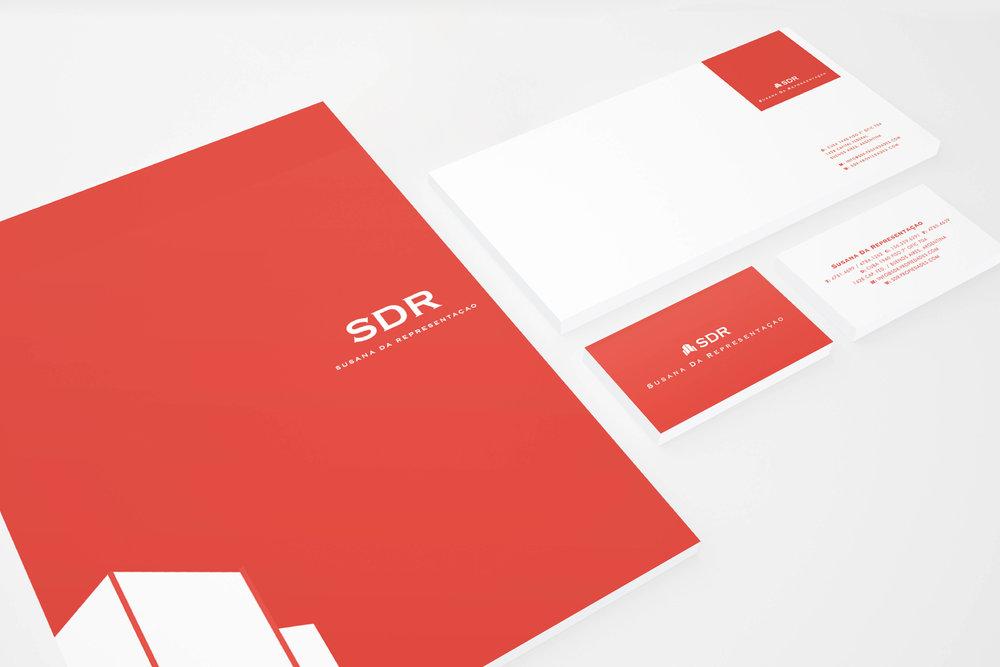 SDR Propiedades