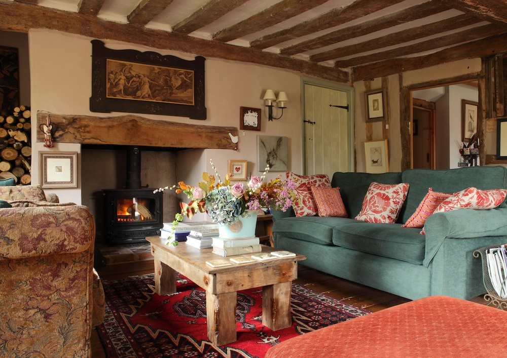 Camomile Cottage B and B in Suffolk