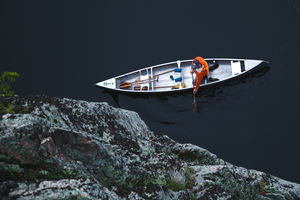 Shoreline Paddle