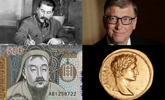 A comparison of wealth across history: Who had more money, John D. Rockefeller or Genghis Khan? This ranking of the richest people of all time is based on hours of interviews with academic economists and historians. Click on the link below for Time's list of the wealthiest historical figures in order of their economic influence.