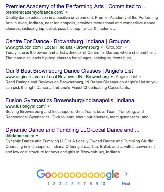 Dynamic Dance and Tumbling LLC