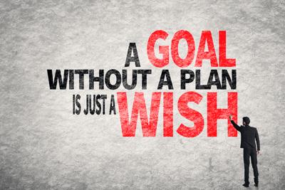 2. Make A Plan -