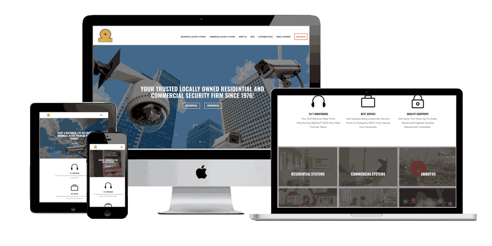 One of our first clients - over the past three years we've been able to achieve some awesome milestones.  See New Site, HERE→ -