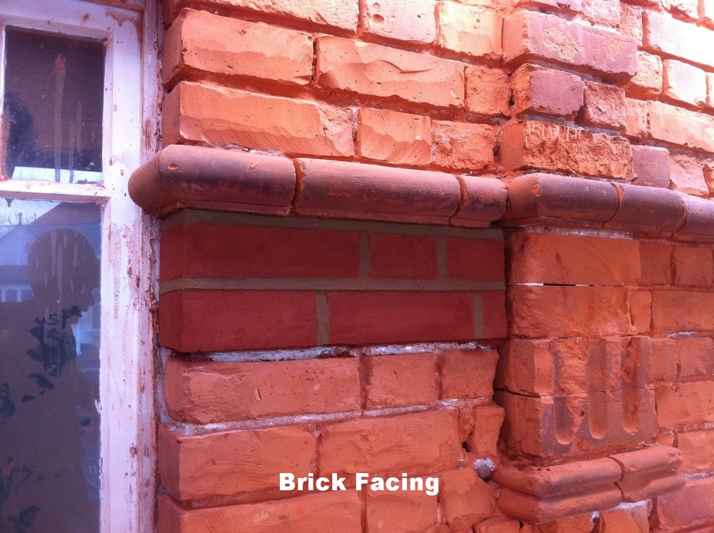 Brick Facing
