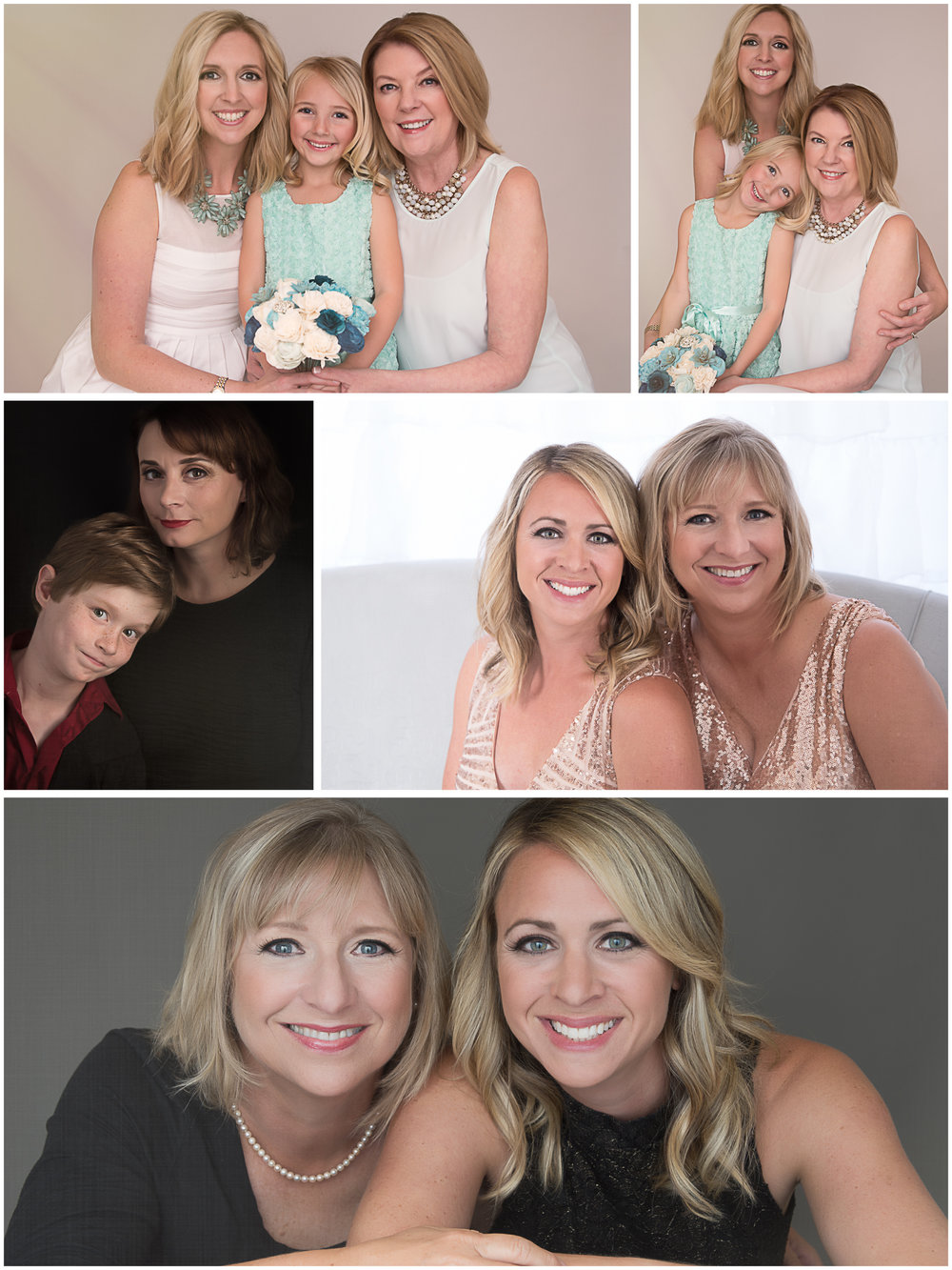 Mothers Day Collage - Amelia Island Photographer.jpg