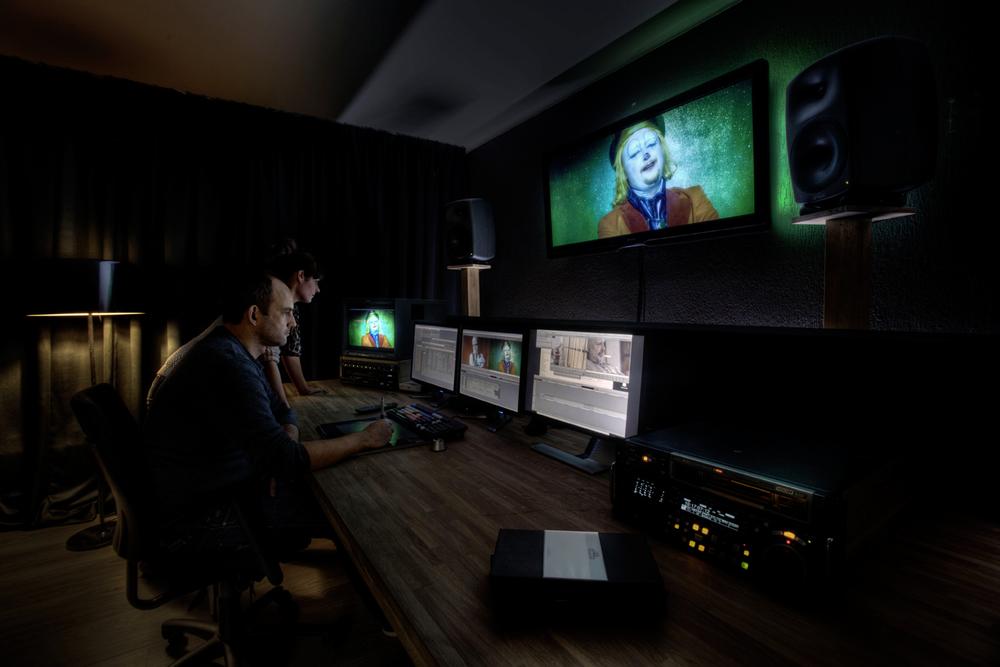 Master Edit Suite