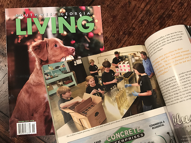 Southwest Georgia Living November 2016