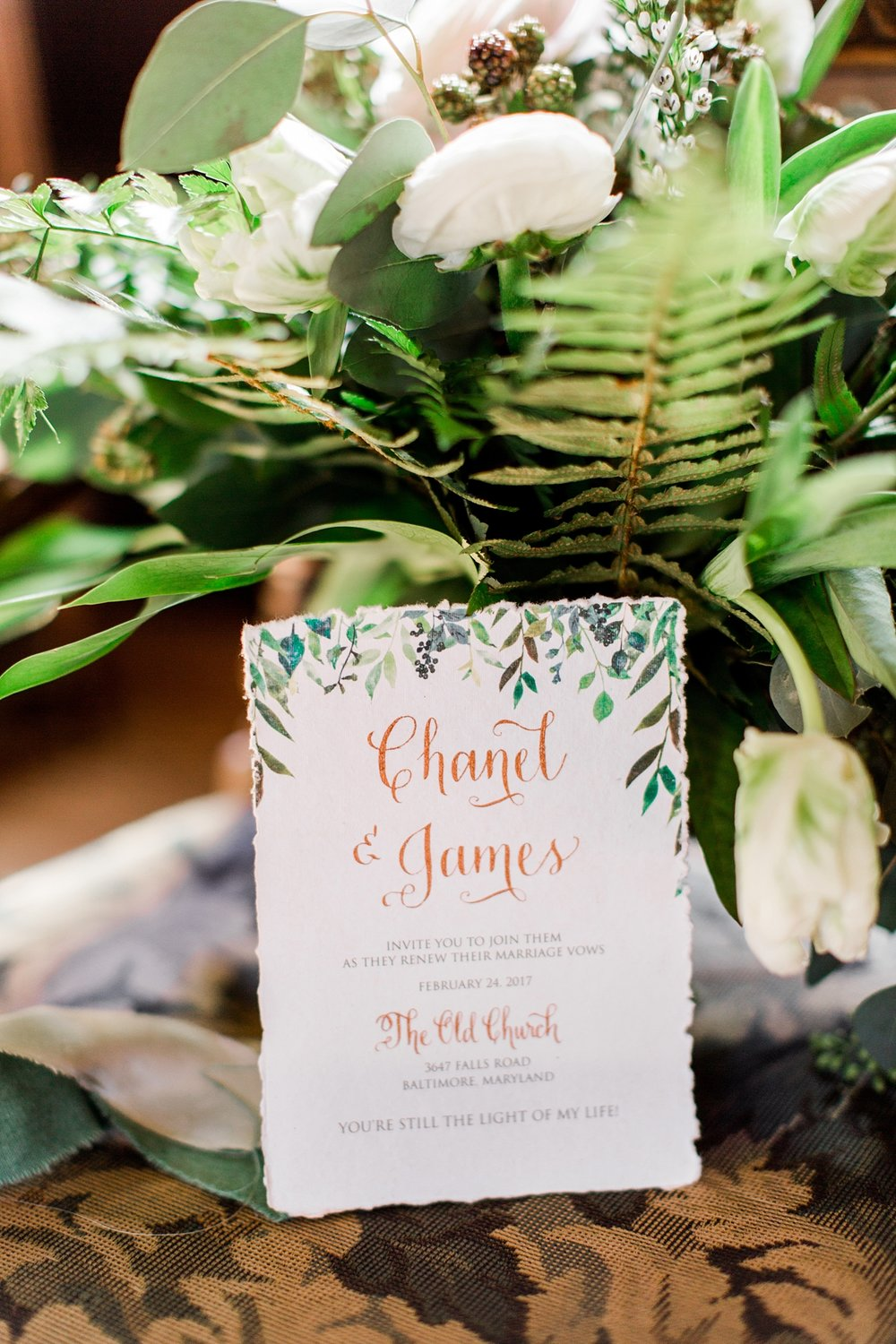 Vow Renewal - February 2017 - Photos by Alicia Wiley