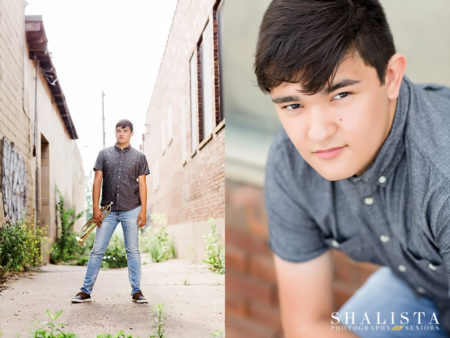 Sioux Falls senior photographer