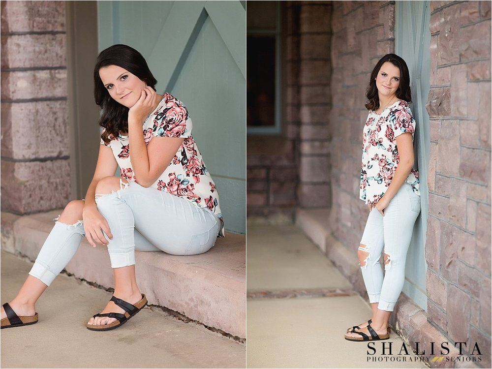 Natalie, Sioux City senior portraits