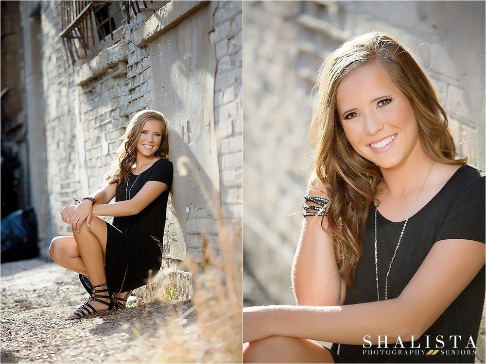Sioux Falls Senior portraits