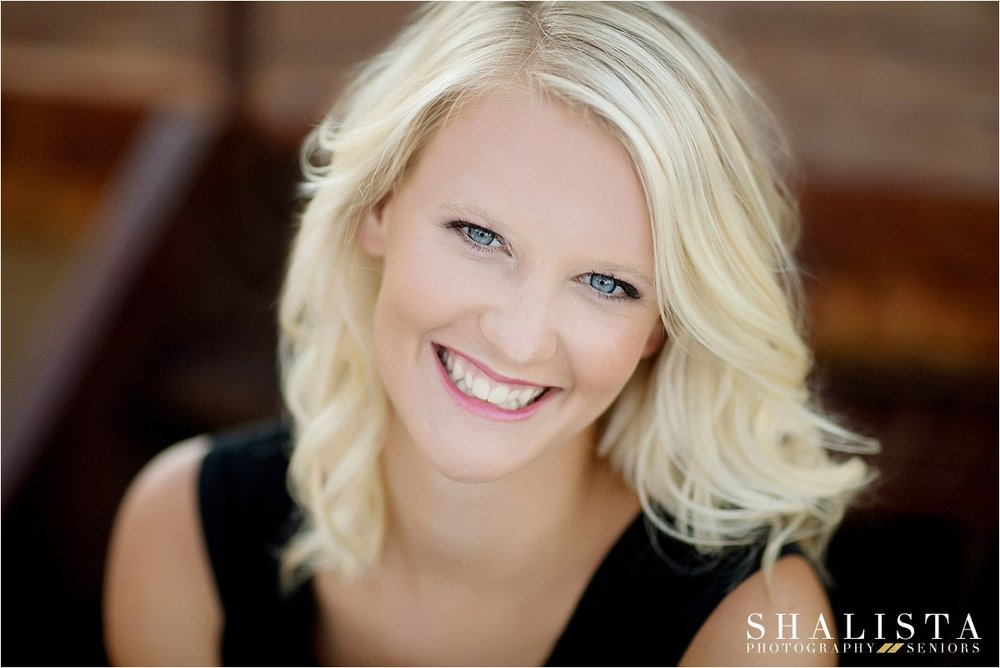 Sioux Falls Senior Smiling headshot