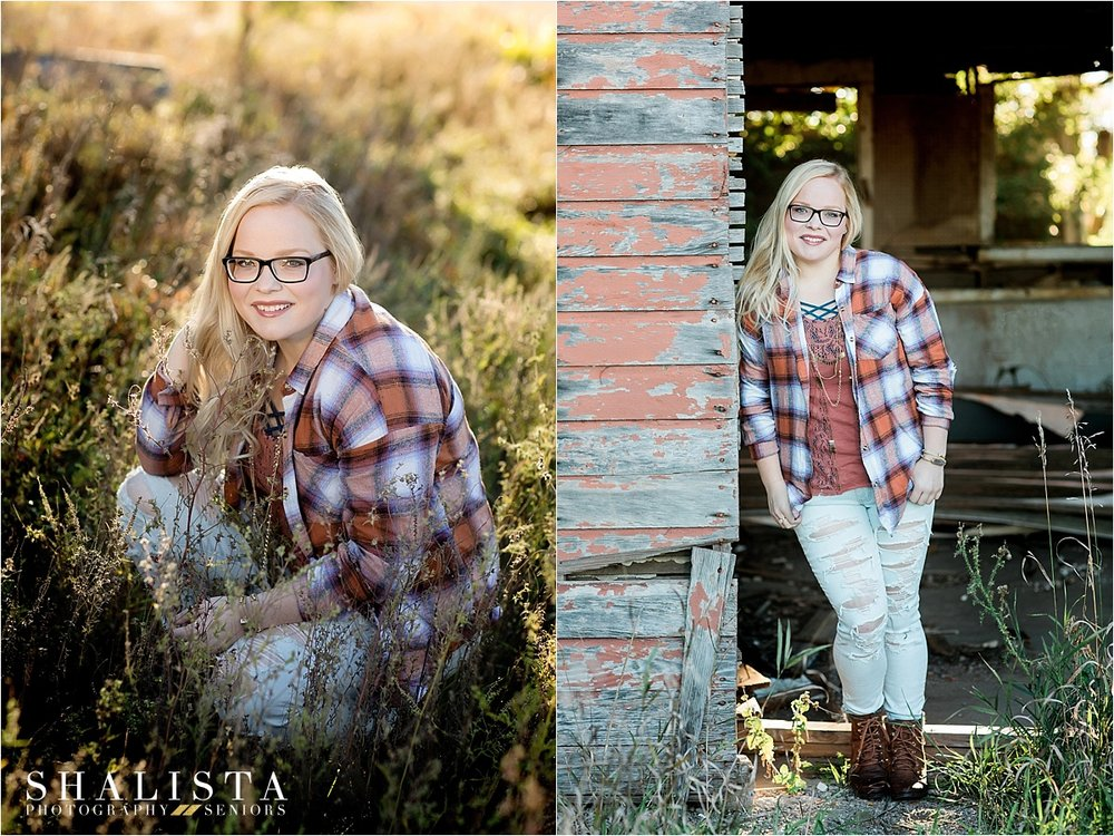 South Dakota Senior Portraits