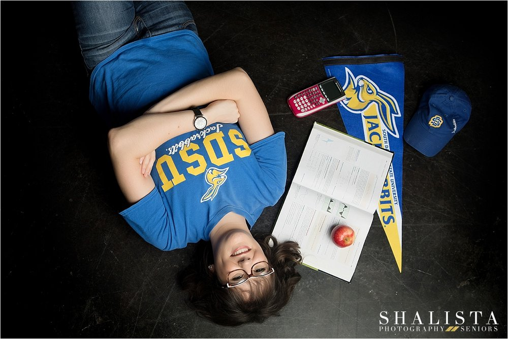 SDSU Senior portaits, SDSU Jackrabbits