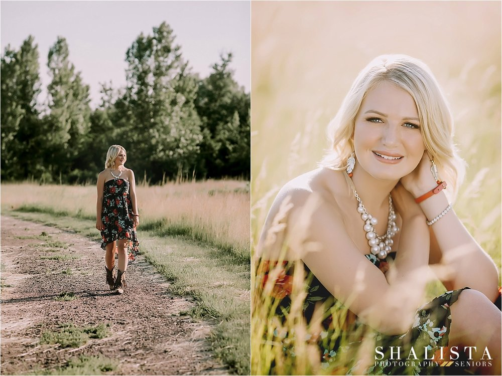 Vintage film senior pics  | Shalista Photography