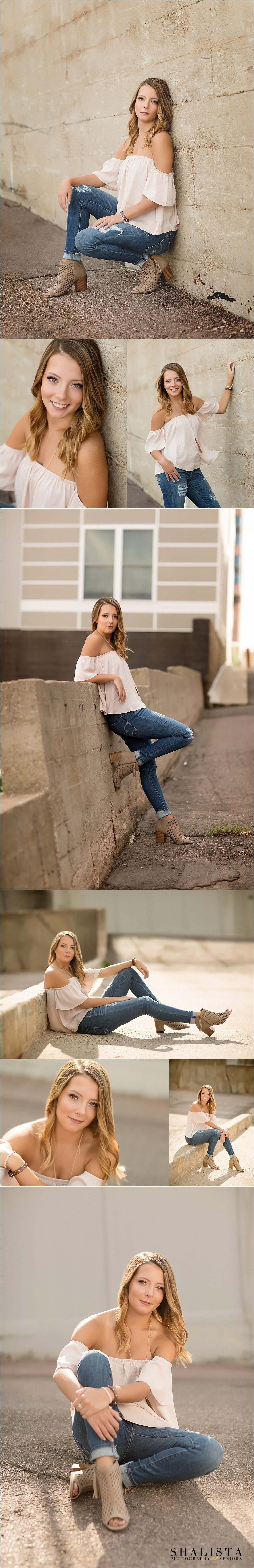 Sioux Falls Senior Portrait Photography