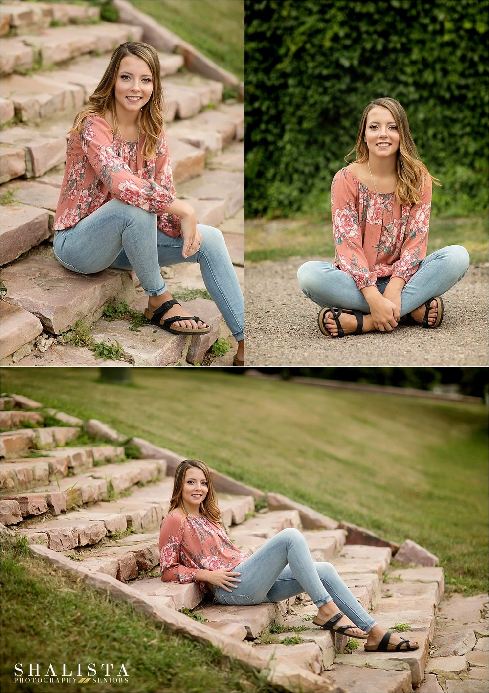 Terrace Park Senior portraits