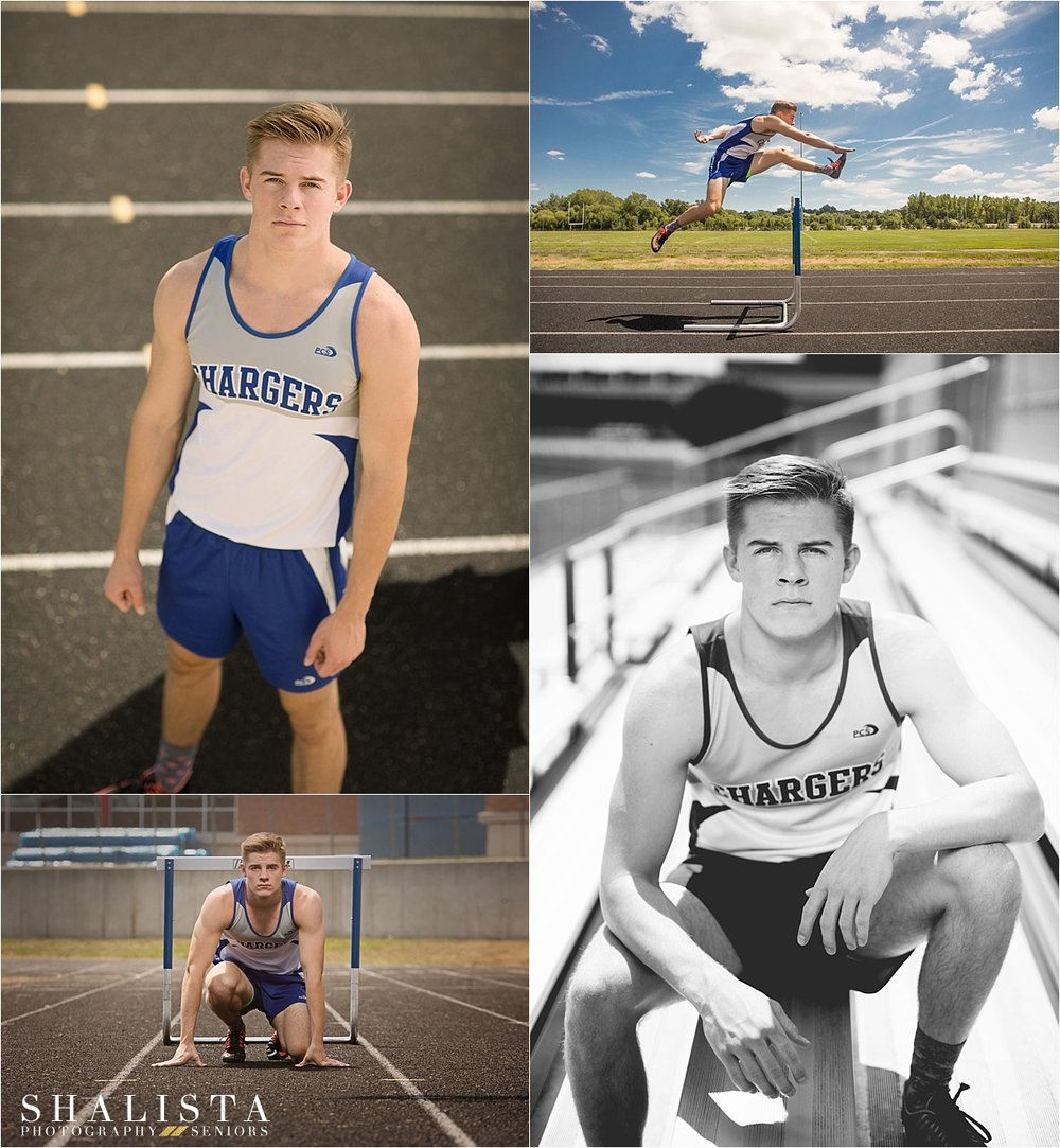Sioux Falls Christian Track and Field Hurdles