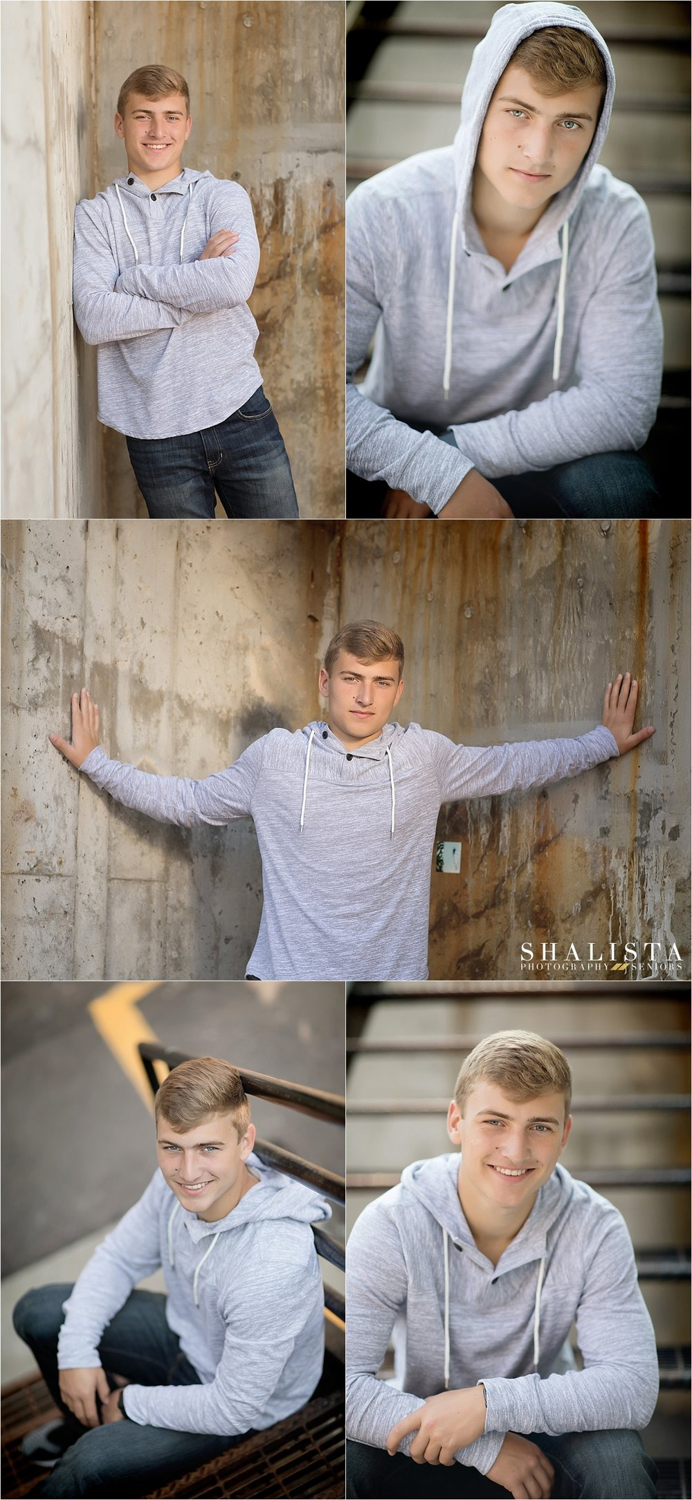 Sioux Falls Best Senior PHotography