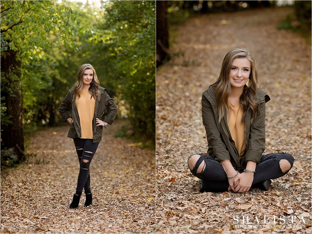 Senior Fall Photos
