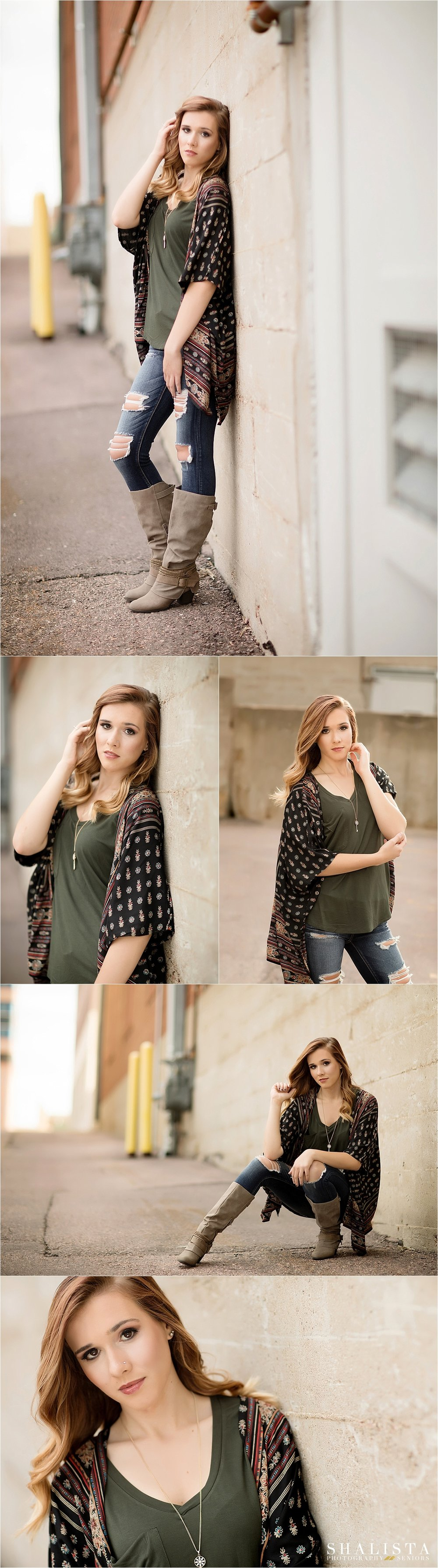 Sioux Falls Senior Portraits