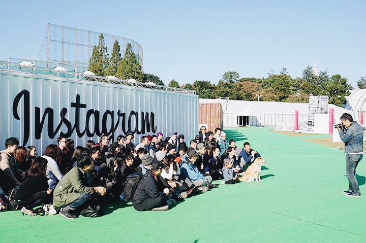 Amongst the photographers invited to Tokyo Design Week
