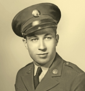 Oscar Rome in uniform