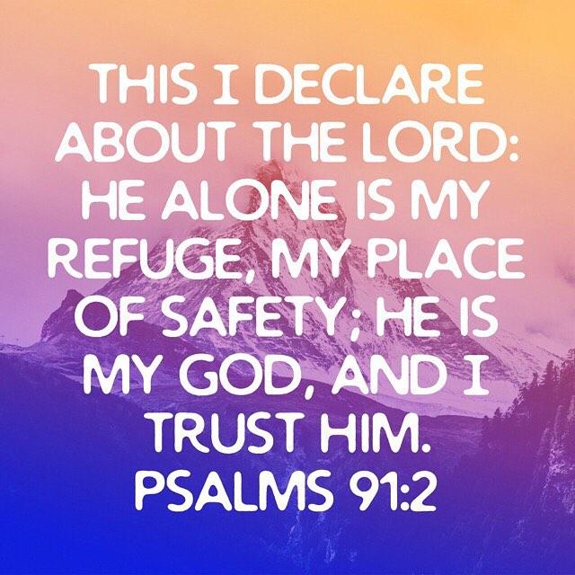 My Refuge!