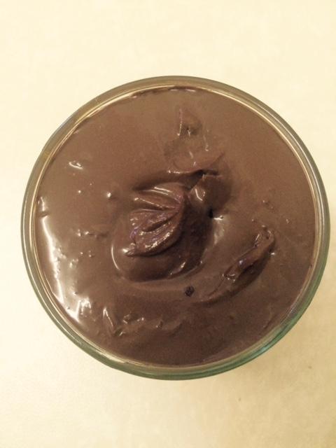 Masque chocolat By Jls