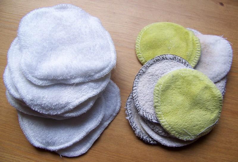 Coton nettoyant naturel
