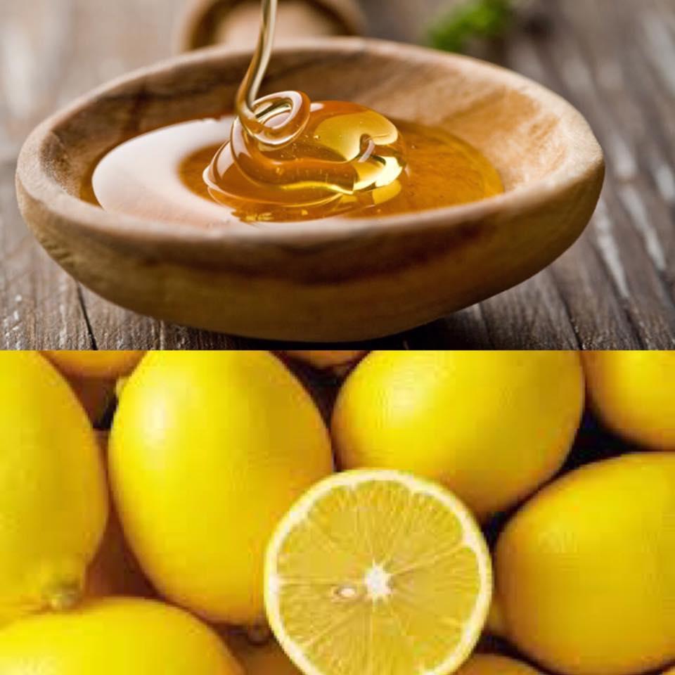 Masque Homemade citron & miel