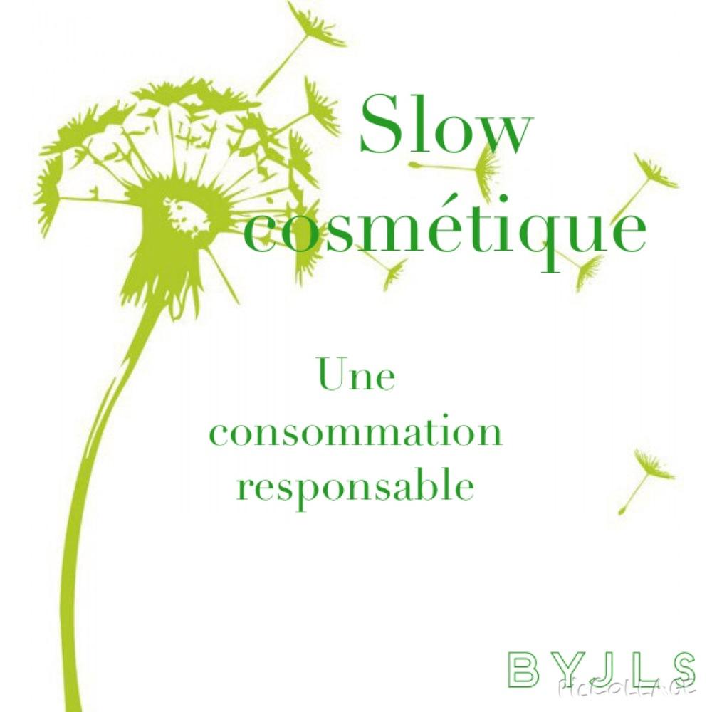 Slow cosmétique Home made