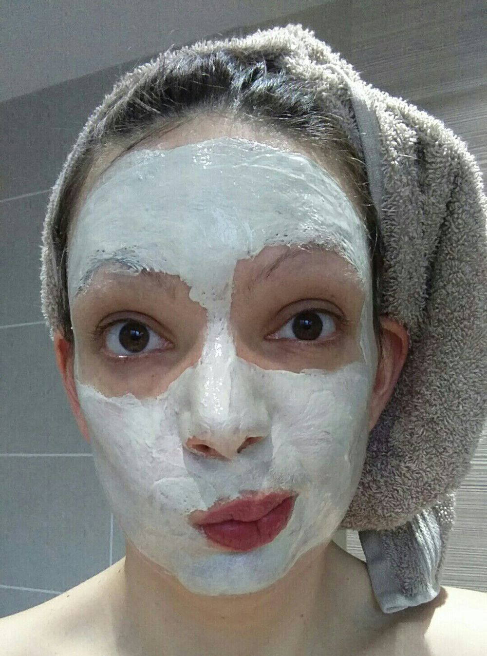 Masque Kaolin by camille