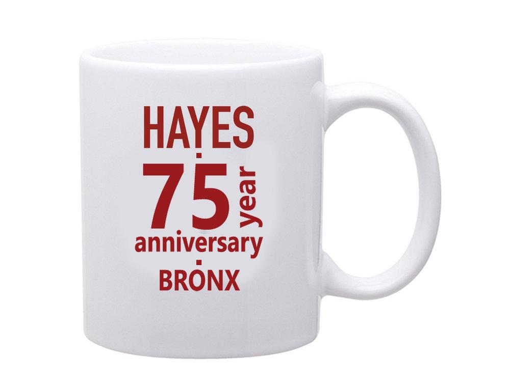 Anniversary Mug - $10.99