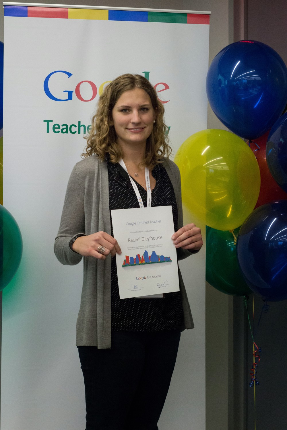 3 days off for the Google Teacher Academy. Photo Credit: Danny Silva