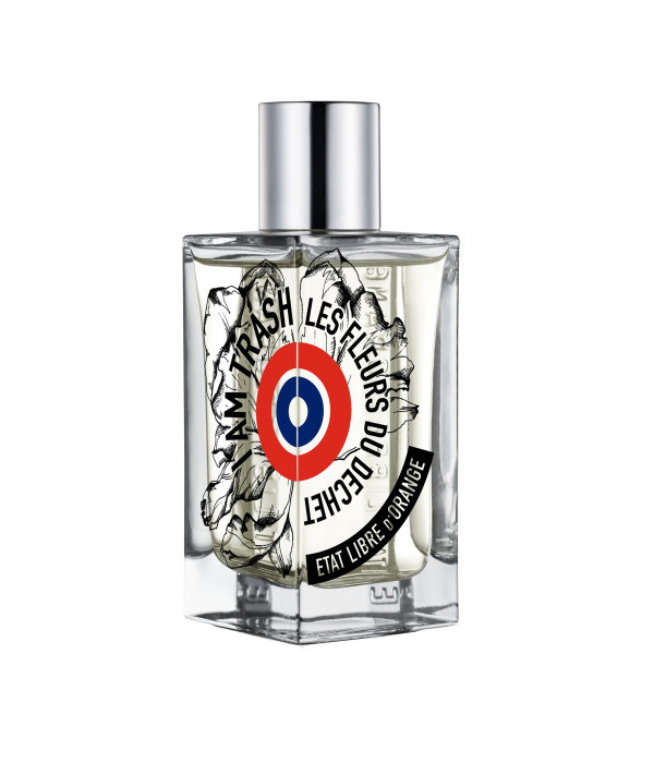 THE MOST WANTED SCENT MADE FROM THE UNWANTED -