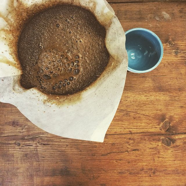 Myanmar test roasts in the chemex coming out really well with lovely brown sugar notes. Available soon at #tampculture